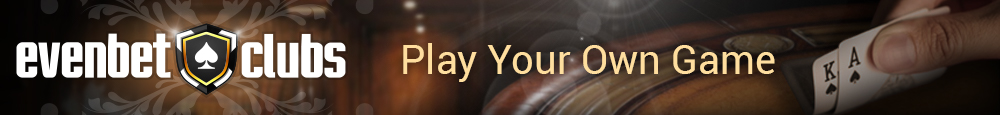 EvenBet Gaming – Play Your Own Game LB