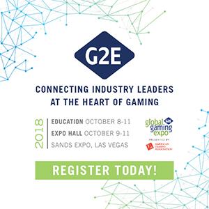 G2E Las Vegas 2018 SB