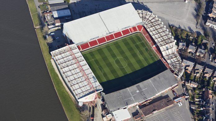 Nottingham Forest Stadium Hilsborough