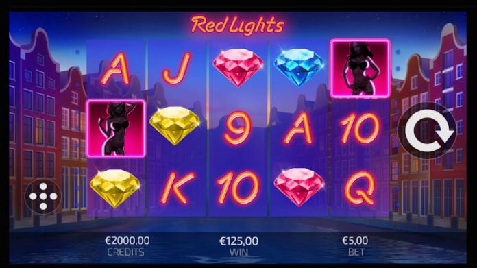 Red Lights:Tom Horn Gaming