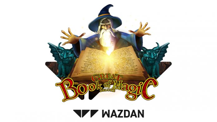 wazdan great book of magic deluxe