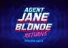 Agent Jane Blonde Returns Logo