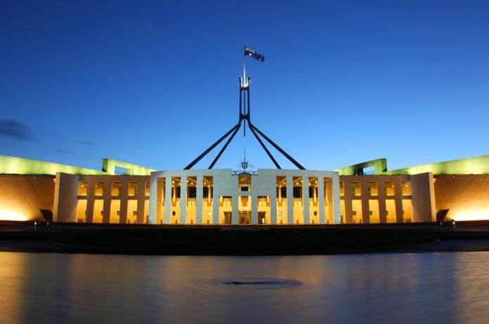 Australian Government, Canberra