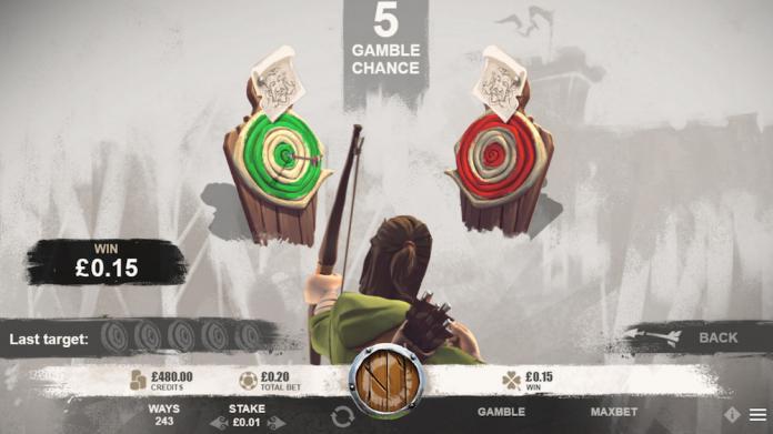 Robin of Sherwood game