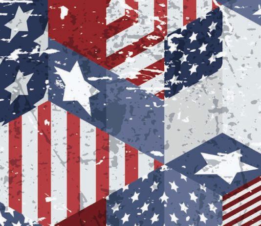 USA Patchwork