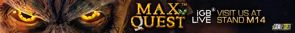 Betsoft Gaming Max Quest LB