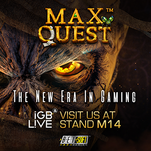 Betsoft Gaming Max Quest SB