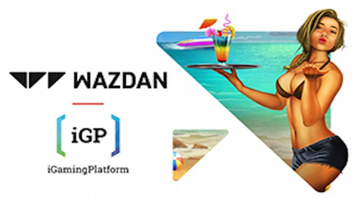 wazdan partners with igaming platform iGaming Business