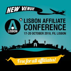 Lisbon Affiliate Conference SB