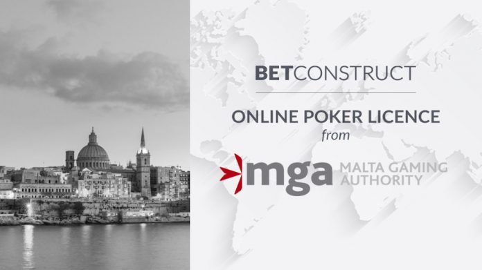 BetConstruct, Malta Gaming Authority, mga, malta