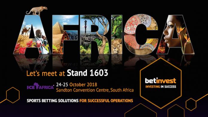 Betinvest - ICE Africa 2018