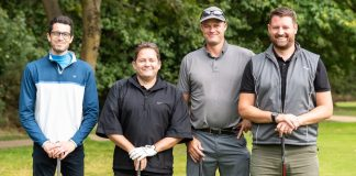 Clarion CHIPS Golf fundraising charity