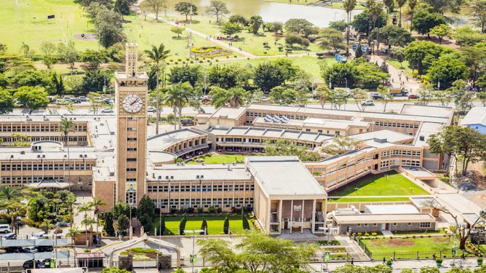 KENYA, TAXATION, Kenyan National Assembly, politics