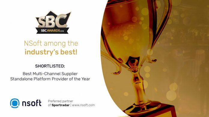 NSoft SBC Awards 2018