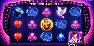 PRAGMATIC, VEGAS MAGIC, slots, Pragmatic Play