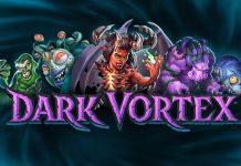 YGGDRASIL, DARK VORTEX, Lovecraft, slots