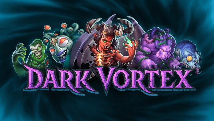 YGGDRASIL, DARK VORTEX, Lovecraft, slots