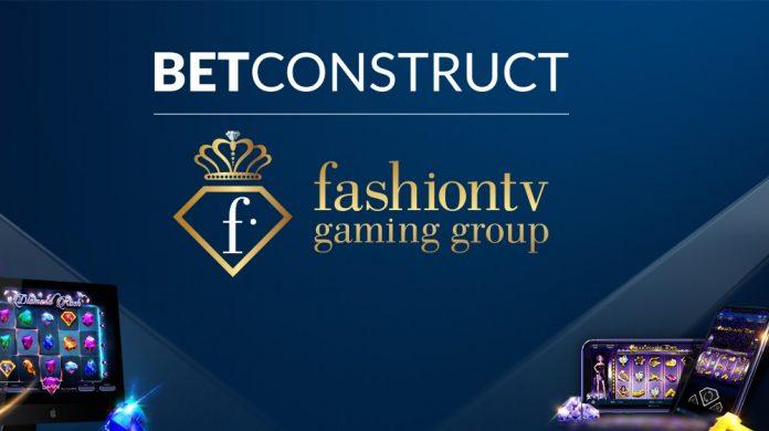 Betconstruct FashionTV
