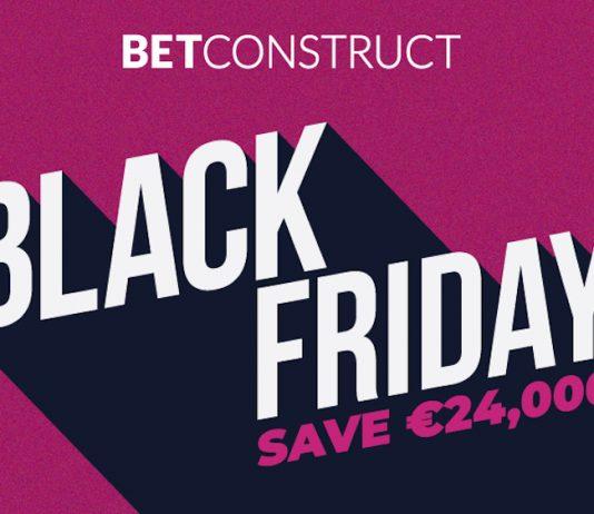Betconstruct, deal, black friday
