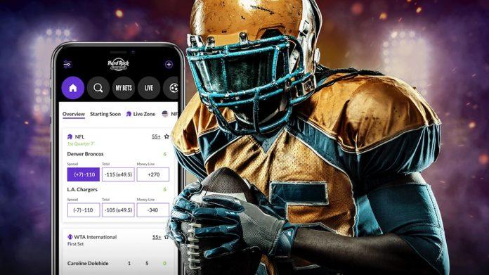 GiG Hard Rock sportsbook sports betting