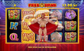 MICROGAMING, LUCHA LEGENDS, slots, new releases