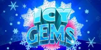 Microgaming Icy Gems
