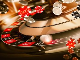 Microgaming, Roulette-wheel