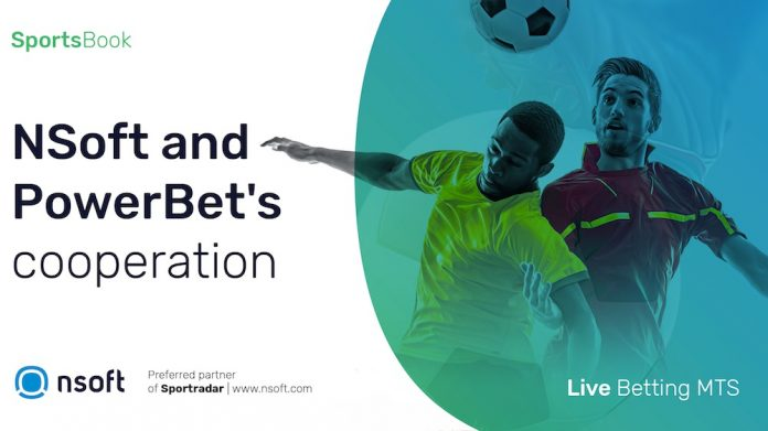 Nsoft Betradar live betting