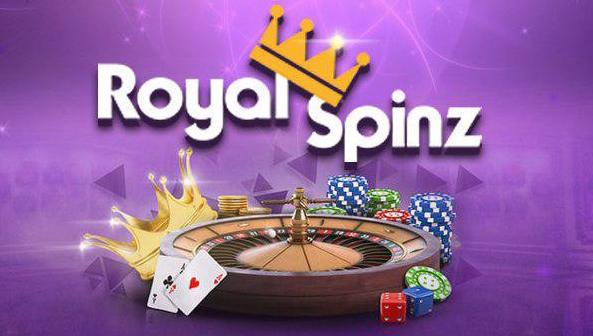 Royal Spinz, betsoft