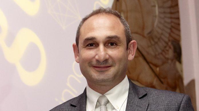 Kirill Rechter CEO Lognet Systems MaxBill GTB Awards