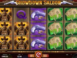 Microgaming, western wildness, slots, Showdown Saloon, Fortune Factory Studios