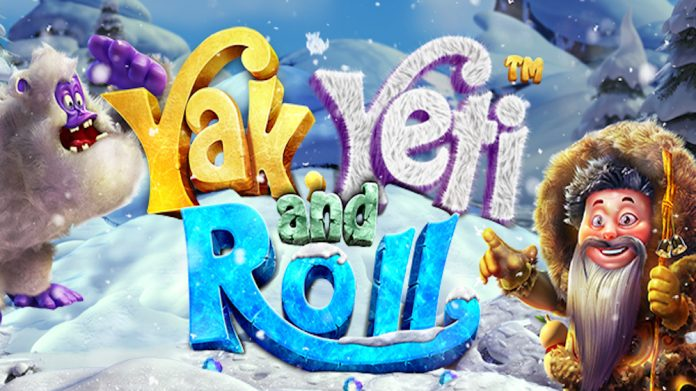 yak, yeti, roll, betsoft