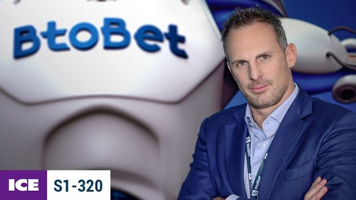 BtoBet, Alessandro Fried, iGaming industry, Uberisation