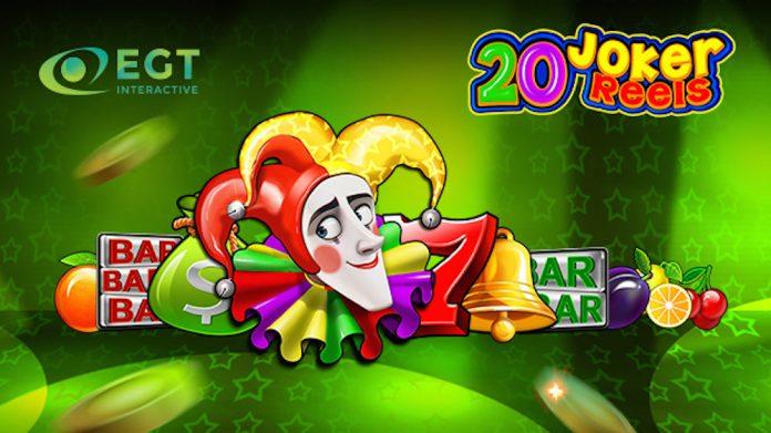 EGT Interactive, Joker Games