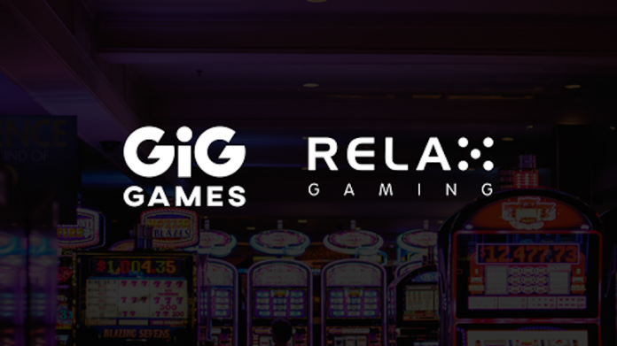 GiG Games, Relax Gaming