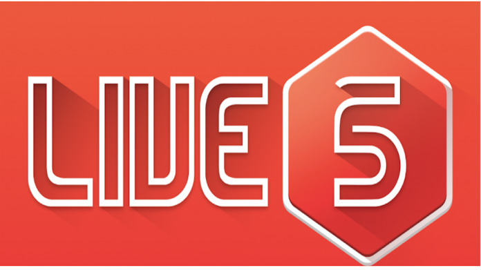 LIVE 5, Gaming, Premium Content, Growth