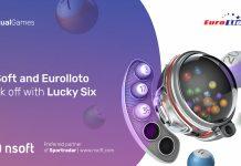 NSoft, Eurolotto, Lucky Six, Montenegro