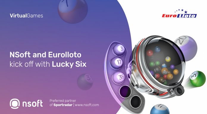NSoft, Eurolotto, Lucky Six, Montenegro