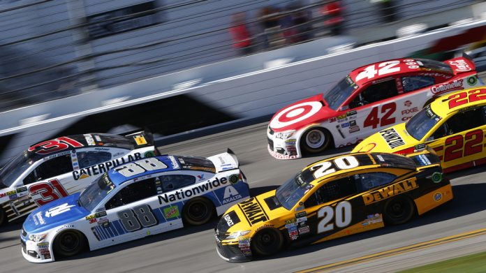 Nascar, Sportradar, partners, trackside, betting