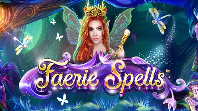 betsoft, faerie spells