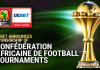1xbet, Confédération Africaine de Football