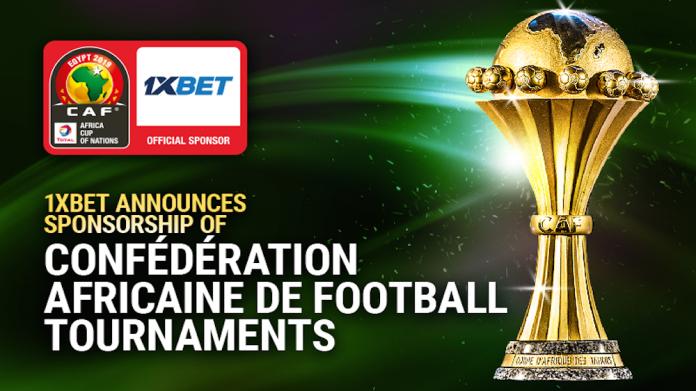 1xBet announces sponsorship of Confédération Africaine de