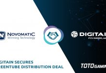 Digitain secures Greentube distribution deal