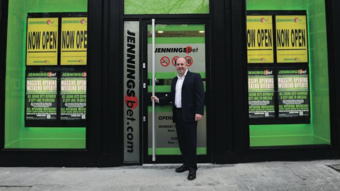 JenningsBet, regulator, SG Gaming, UK