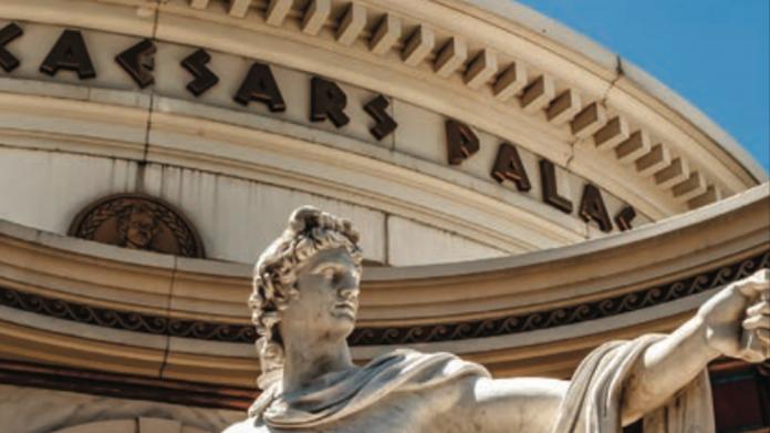 NFL, AGA, Caesars, gambling partner