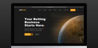 Betinvest new website launch B2B B2C