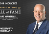 Art Manteris, inducted, Sports Betting Hall of Fame