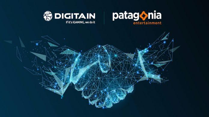 Digitain business Patagonia Video Bingo portfolio