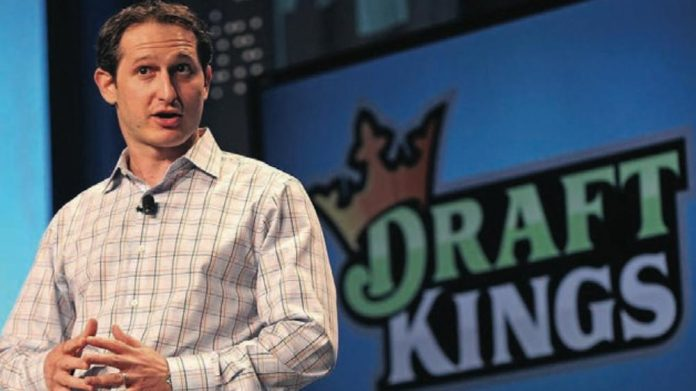 DraftKings, secures, state access, Caesars