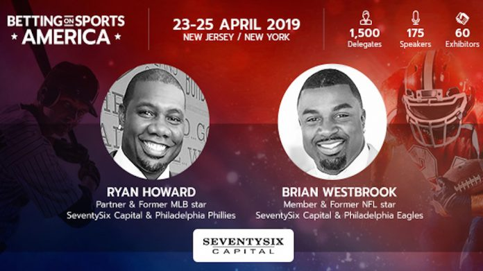 Sport, ryan howard, brian westbrook, betting, sports america